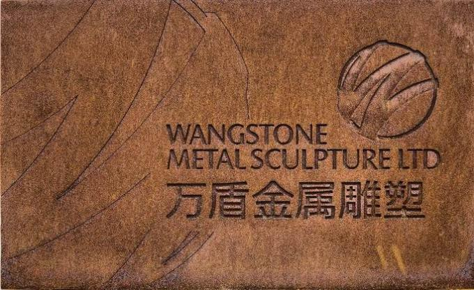 Chine Wangstone Metal Sculpture Co., Ltd. Profil de la société 1